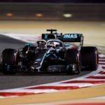 Bahreyn'de kazanan Lewis Hamilton!