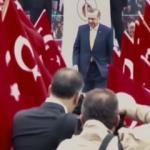 Sosyal medyada büyük ilgi gören Erdoğan klibi
