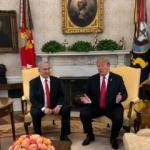 Trump'ın Golan imzasına bir açıklama da AB ve İngiltere'den!