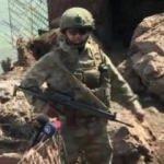 Üs bölgesine PKK saldırısı böyle önlendi!