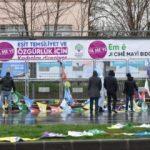 HDP yağmuru bahane ederek iptal etti!