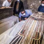 4 bin yıllık lahit canlı yayında açılacak