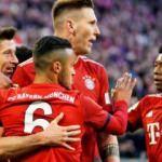 Bayern Dortmund'u tarihi skorla geçti