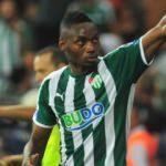 Bursaspor'da Sakho kadroya alınmadı