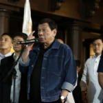 Duterte'den Çin'e gözdağı: Devrimci savaş ilan ederim!