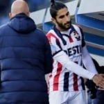 Hollanda'da olay çıkardı! Beşiktaş'a dönüyor