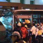 İstanbul'da 2 halk otobüsü kaza yaptı: Yaralılar var