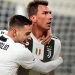 Juventus'tan Mandzukic'e yeni sözleşme