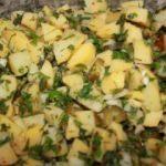 Leziz patates salatası nasıl yapılır?