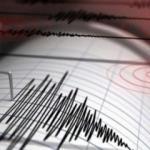Marmara Denizi'nde art arda korkutan depremler....