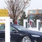 Norveç'te elektrikli araçlar içten yanmalı araçları geçti