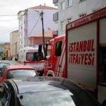 Pendik'te yangın alarmı! 1 kişi yaralandı