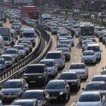 Trafiğe kayıtlı araç sayısı 23 milyona dayandı!