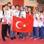 Türkiye tekvandoda Avrupa şampiyonu oldu