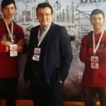 Atakum AİHL 13. Uluslararası MEB Robot Yarışmasında 9. oldu
