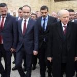 Devlet Bahçeli, Hamit Fendoğlu'nu unutmadı