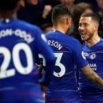 Eden Hazard, Chelsea'yi taşıdı!