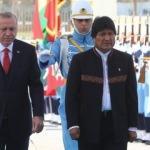 Morales: 41 lityum tesisi kuracağız, Türkiye'yi de bekliyoruz