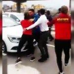 Şoke eden olay! Göztepeli futbolculara saldırdılar
