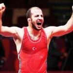 Güreş şampiyonasında bir altın daha!