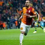 Sneijder'den Fenerbahçe itirafı