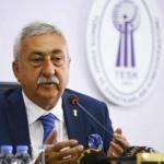 TESK Başkanı Palandöken kredi açıklaması