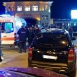 Bandırma'da bıçaklı saldırı: 3 yaralı