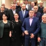 Bilal Erdoğan'dan Kırgızistan Ahıska Türkleri Derneği'ne ziyaret