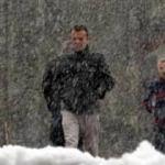 Erzurum, Kars, Ardahan beyaza büründü