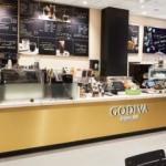 Godiva, yeni konseptiyle ilk kafesini New York'ta açtı