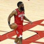 """Harden """"triple-double"""" yaptı, Rockets kazandı"""