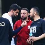 Hasan Şaş: Volkan bana küfür etti