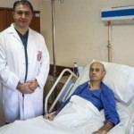 Kanser hastası Sırp profesör şifayı Türkiye'de buldu