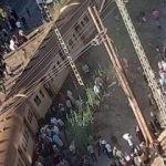 Mısır'da tren raydan çıktı: en az 25 yaralı