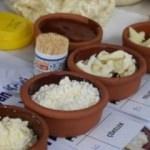 Peynir üreticileri festivalde buluştu