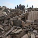 Salih Ömer Salih el-Bergus'nin evini yıktılar