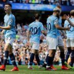 Tottenham'ı deviren M. City yeniden zirvede!