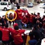 Galatasaray taraftarı dehşeti yaşadı!