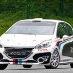 Yeni Peugeot 208 R2, parkurlara çıkmaya hazır
