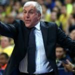 Zeljko Obradovic: Çok iyi savunma yaptık