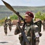 Türkiye sınırından bomba görüntüler! Artık son emir bekleniyor