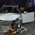 Korkunç kaza! 4 aylık bebek öldü, 5 kişi yaralandı