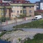 Ataşehir'de film sahnelerini aratmayan kaza anı kamerada