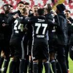 Beşiktaş Avrupa'nın zirvesinde yer aldı!