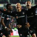 Burak Yılmaz attı Beşiktaş yarışta kaldı!