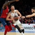 CSKA Moskova Baskonia'da avantajı geri aldı