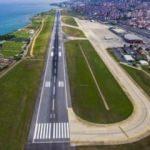 Trabzon Havalimanı'nda 8 saat uçuş yok