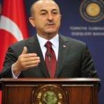 Dışişleri Bakanı Çavuşoğlu'ndan ABD'nin kararına tepki