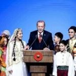 Erdoğan: Dünyayı güzelleştiren şey çocukların tebessümüdür
