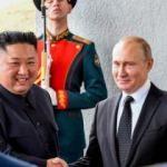 Gözler bu zirvede!  Putin ile Kim Jong Un bir araya geldi!